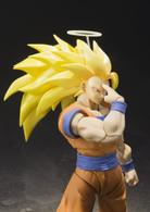 S.H. Figuarts Super Saiyan 3 Son Goku (Dragon Ball)
