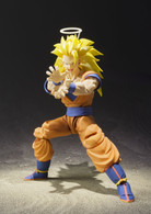 S.H. Figuarts Super Saiyan 3 Son Goku (Dragon Ball) **PRE-ORDER**