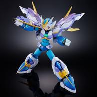 Chogokin Megaman X Giga Armor X Ver. Kanetake Ebikawa