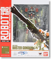 #114 Buster Gundam (Robot Spirits)