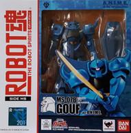 #201 Gouf [Ver. A.N.I.M.E.] (Robot Spirits) ***WITH BONUS ITEM***