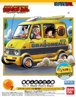Vol. 7 Master Roshi's Wagon (Dragon Ball) **PRE-ORDER**