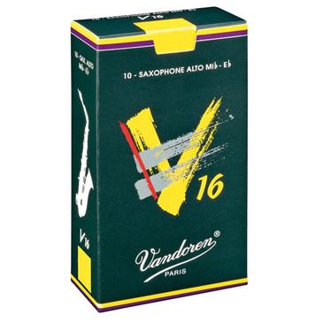 VANDOREN ALTO SAXOPHONE REEDS V16