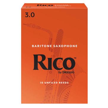 RICO BARITONE SAXOPHONE REEDS