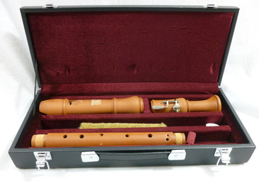 Hohner Wooden Tenor Recorder