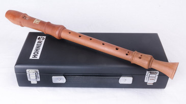 HOHNER WOODEN TREBLE RECORDER PEARWOOD B9594 IN F