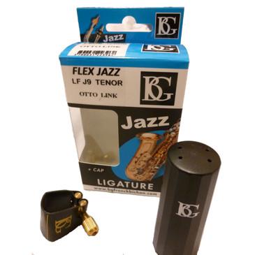 Bg Flex Ligature for Metal sax Mouthpieces