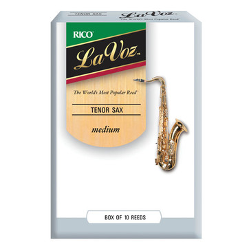 La Voz Tenor Saxophone Reeds