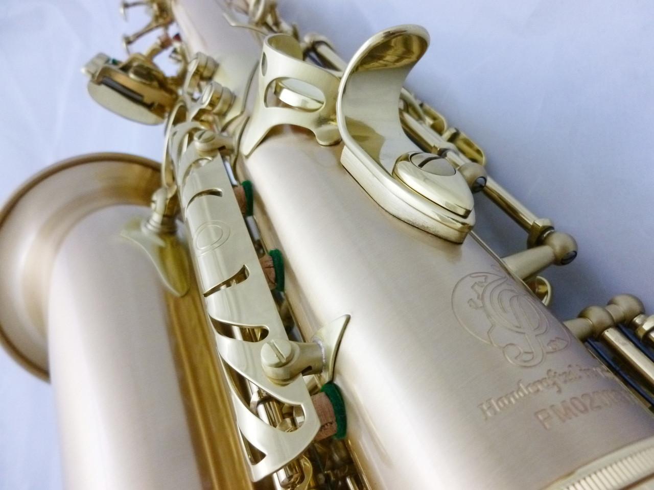 P Mauriat Le Bravo 200 Alto Saxophone 2