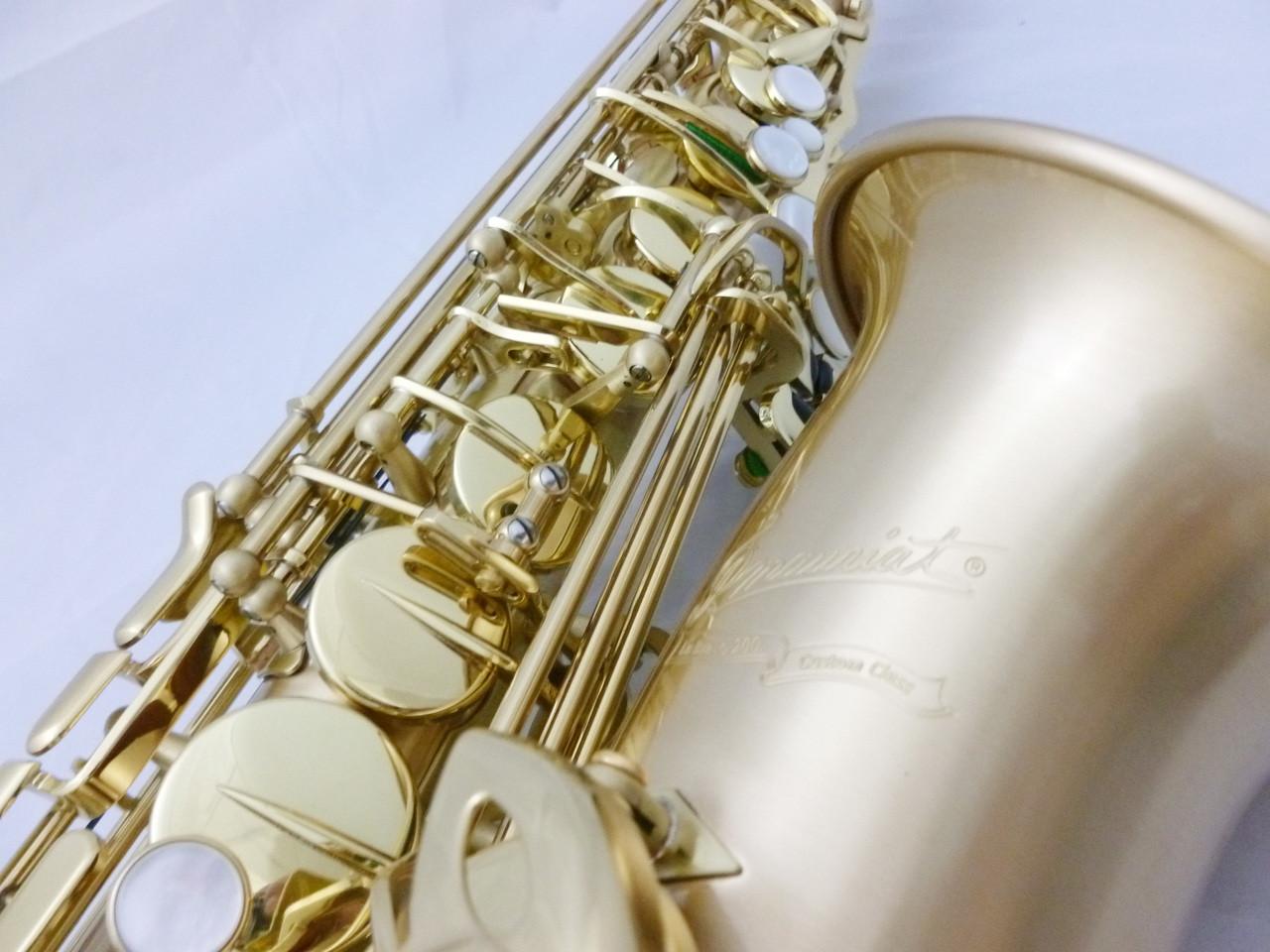 P Mauriat Le Bravo 200 Alto Saxophone 3