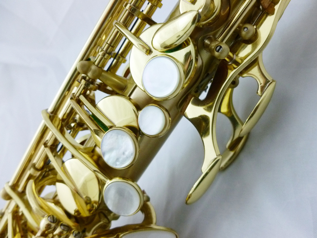 P Mauriat Le Bravo 200 Alto Saxophone 5