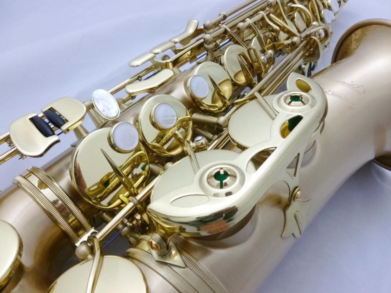 P Mauriat Le Bravo 200 Alto Saxophone 6