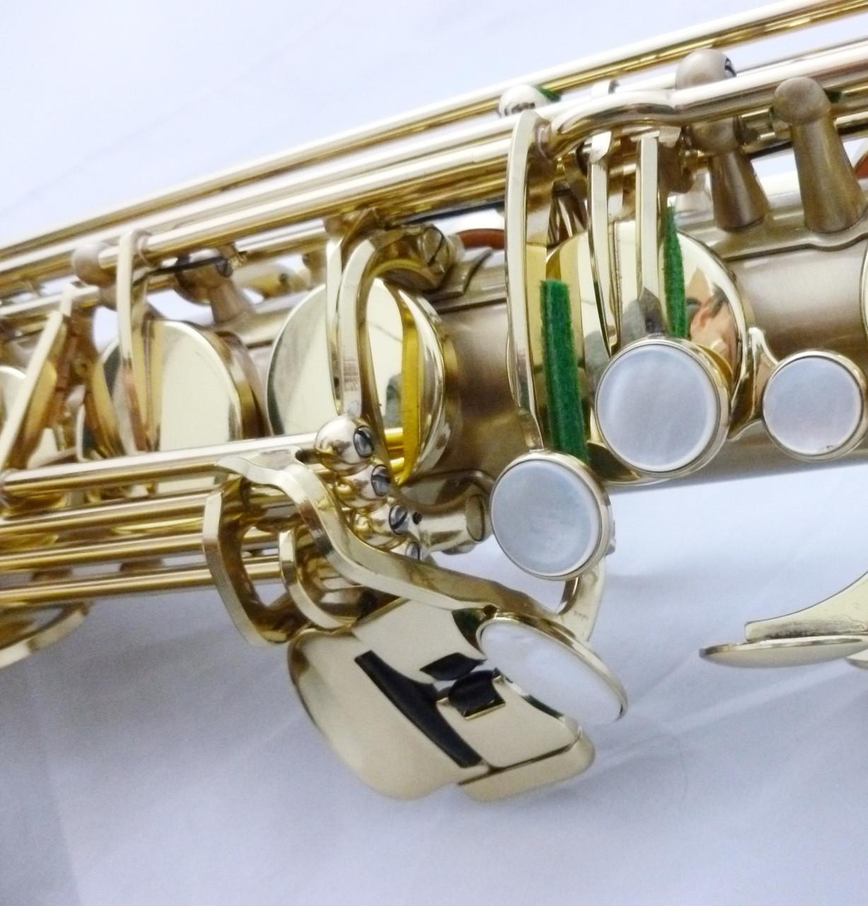P Mauriat Le Bravo 200 Tenor Saxophone 1