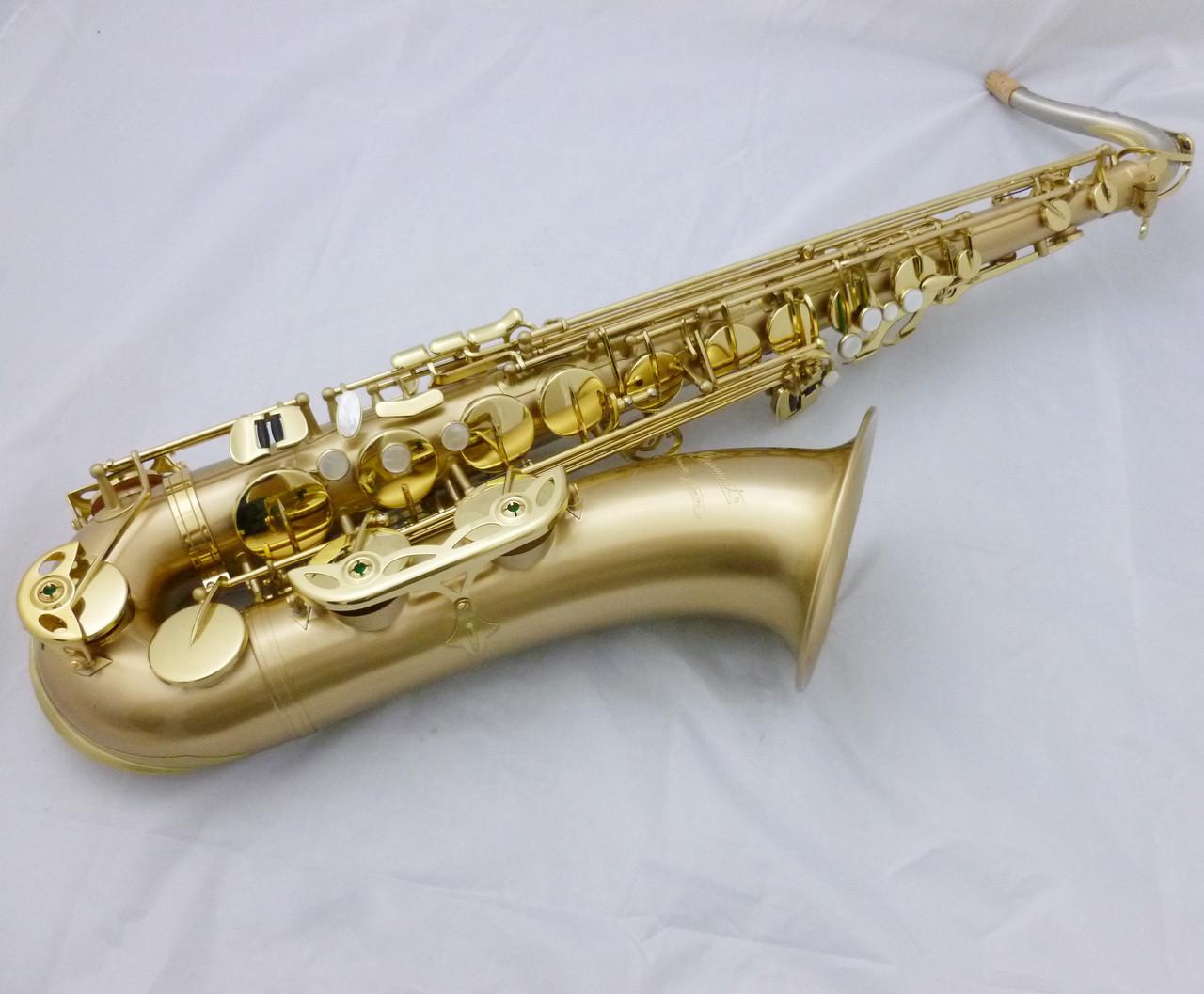 P Mauriat Le Bravo 200 Tenor Saxophone 4