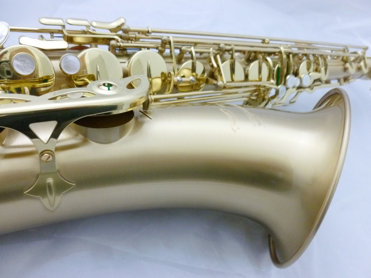 P Mauriat Le Bravo 200 Tenor Saxophone 6
