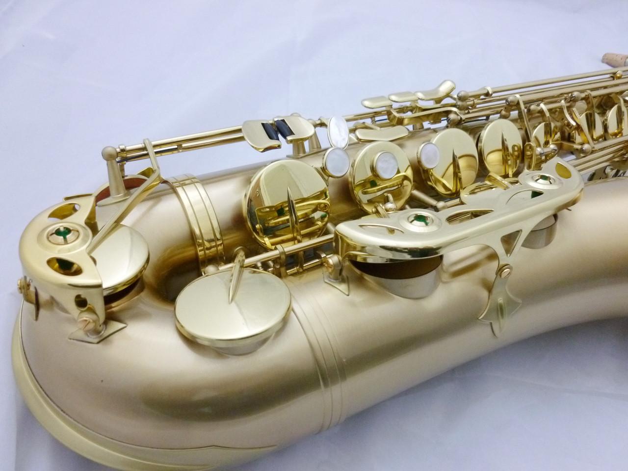 P Mauriat Le Bravo 200 Tenor Saxophone 8