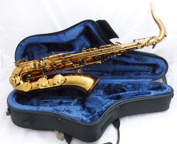 P MAURIAT PMXT66R-CL Tenor Saxophone