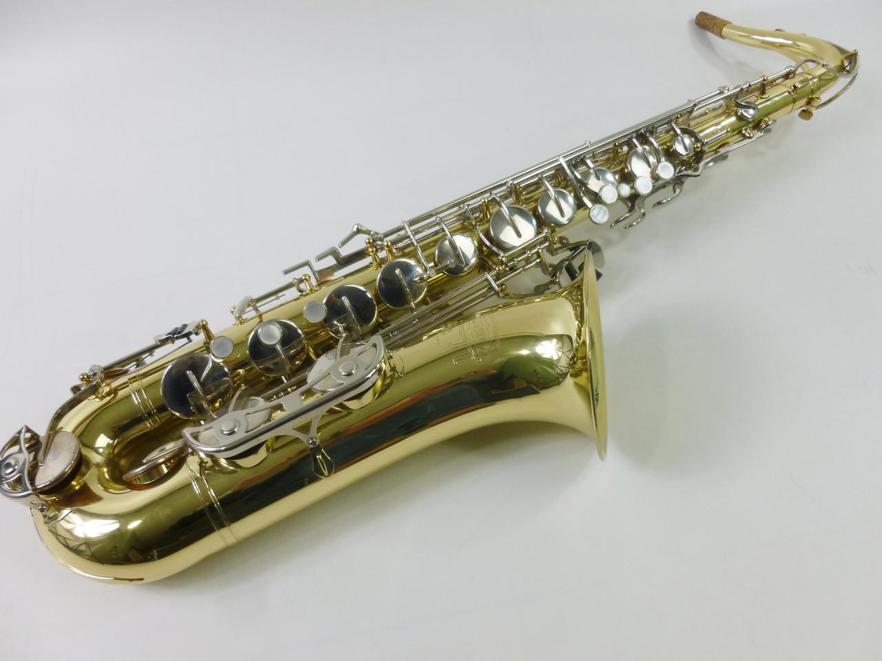 Selmer Bundy II Tenor Saxophone - Refurbished 1