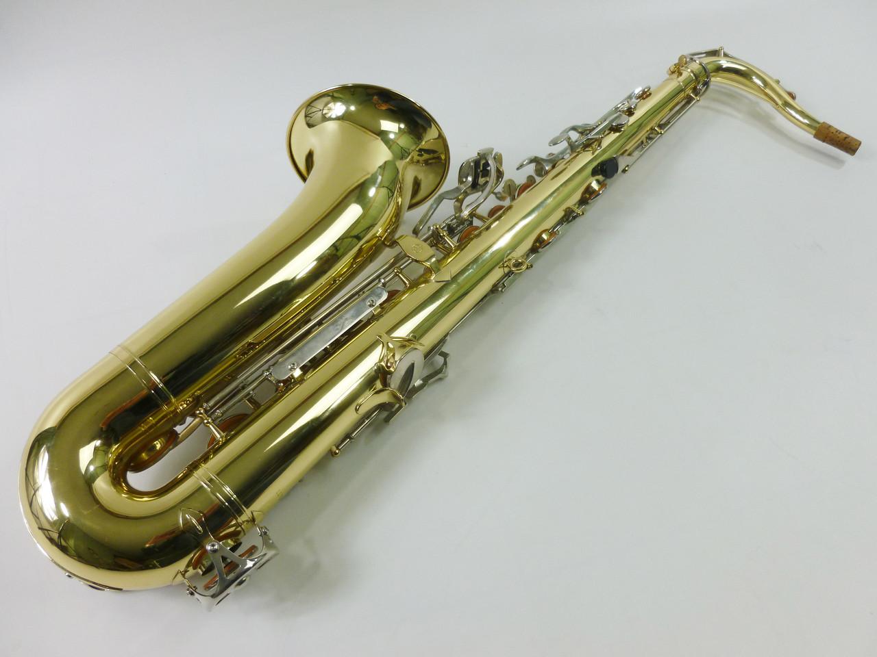 Selmer Bundy II Tenor Saxophone - Refurbished 3