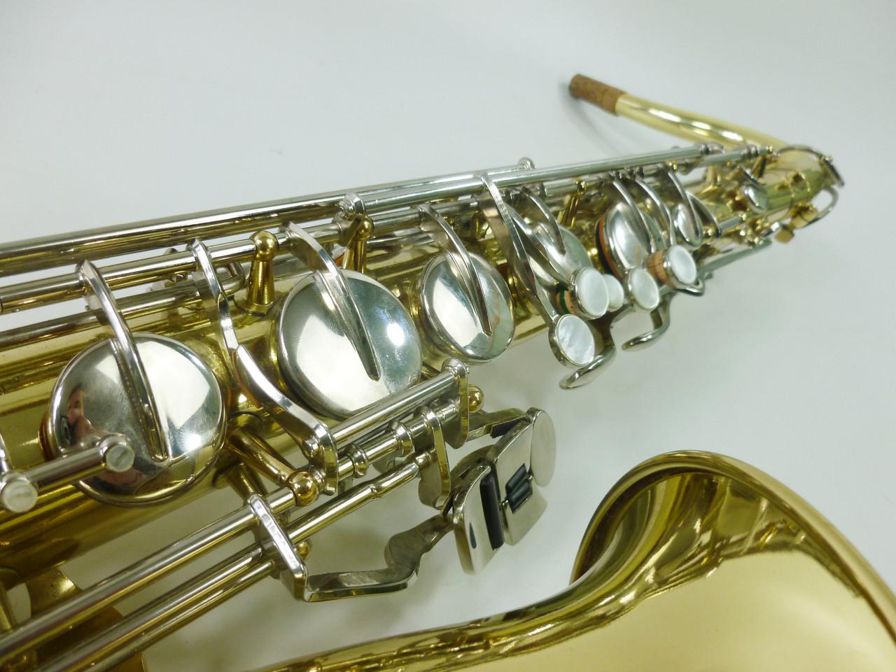 Selmer Bundy II Tenor Saxophone - Refurbished 4