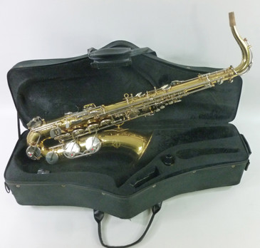 EARLHAM TENOR SAXOPHONE- REFURBISHED 4