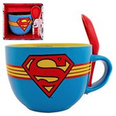 Superman Mug & Spoon Set