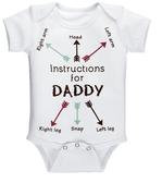 Ganz Baby Instruction For Daddy 0-6 Months ER47551