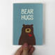 Bear Hugs Greeting Card
