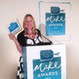 Michelle Lancaster - Noths Partner of the Year 2016 - Community Spirit