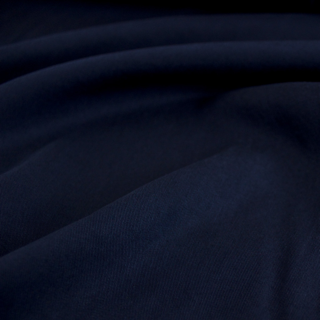 Tencel Twill - Dark Indigo | Blackbird Fabrics