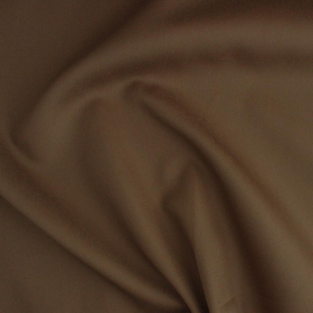6.5oz Japanese Cotton Twill - Sepia   Blackbird Fabrics