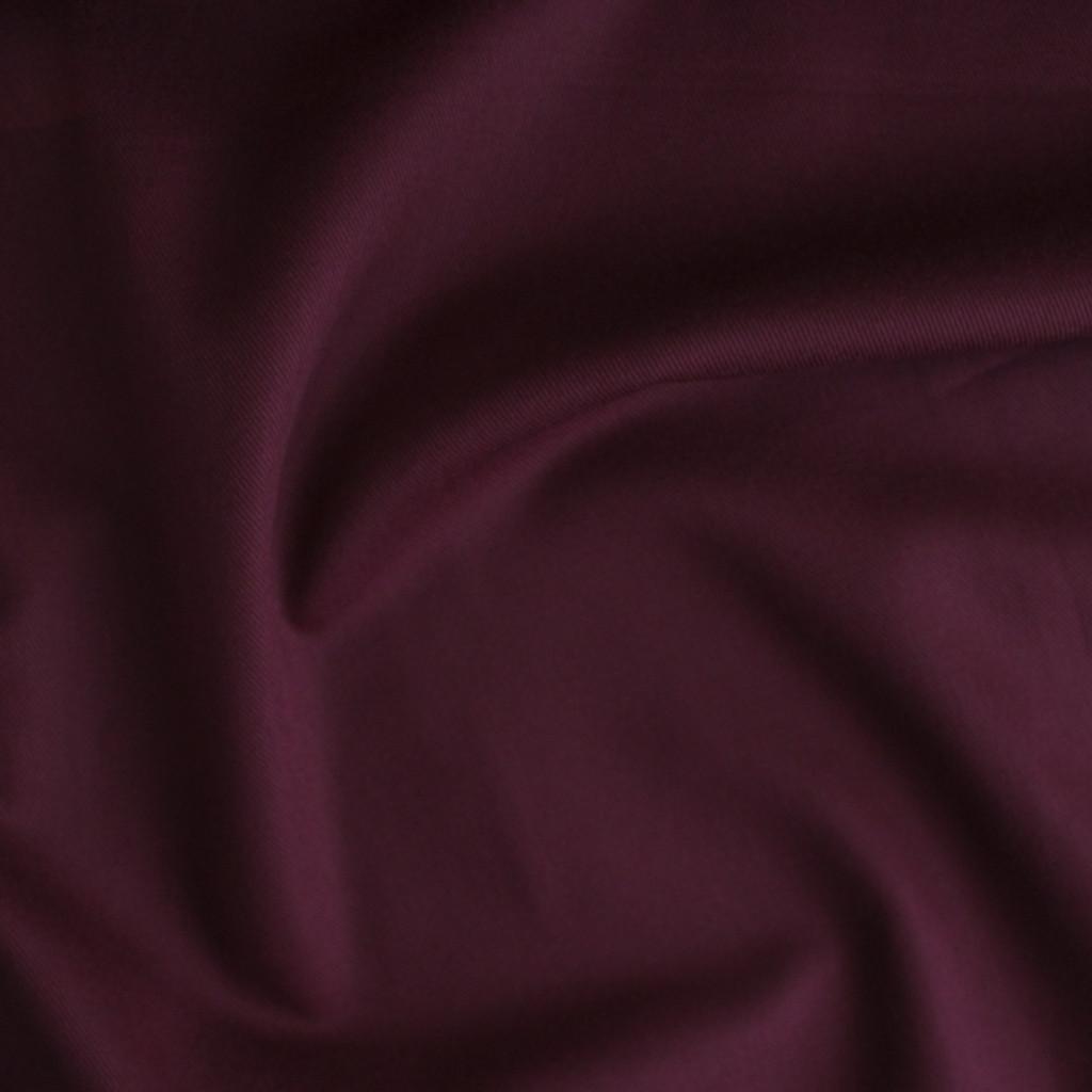 8oz Japanese Cotton Twill - Maroon   Blackbird Fabrics