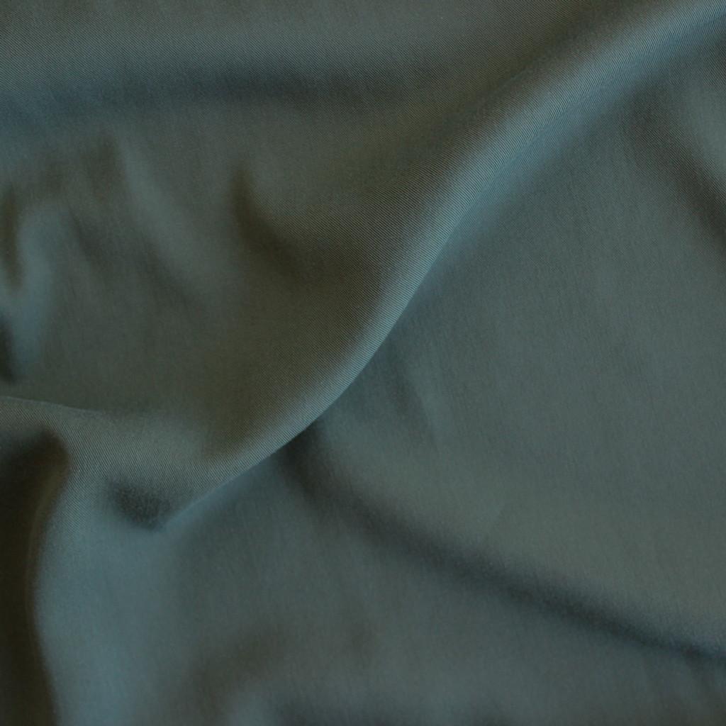 Tencel & Viscose Twill - Olive | Blackbird Fabrics