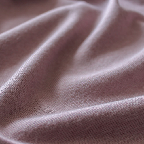 Rayon, Cotton, & Modal Sweater Knit - Mellow Mauve | Blackbrid Fabrics