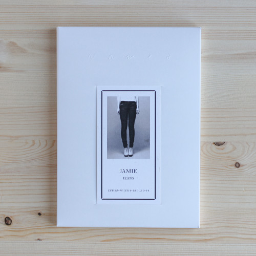 Jamie Jeans by Named Clothing | Blackbird Fabrics