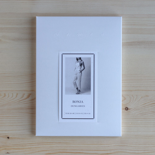 Ronja Dungarees by Named Clothing | Blackbird Fabrics