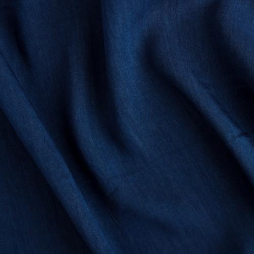 Viscose Denim - Dark Blue Wash  | Blackbird Fabrics