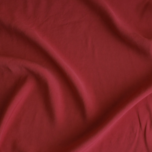 Tencel Twill - Red | Blackbird Fabrics