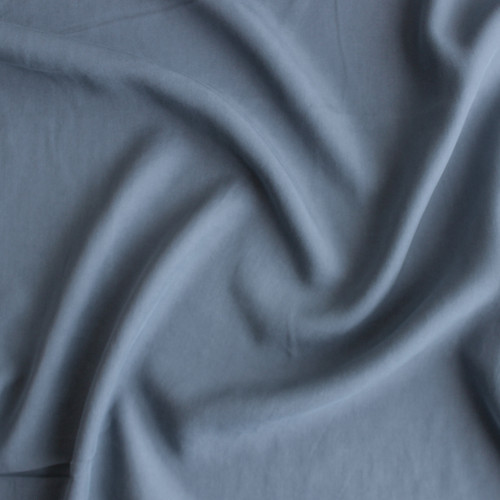 Tencel Twill - Stonewashed Blue | Blackbird Fabrics