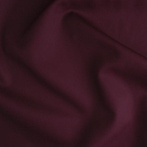 6.5oz Japanese Cotton Twill - Maroon | Blackbird Fabrics