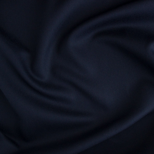 8oz Japanese Cotton Twill - Navy | Blackbird Fabrics