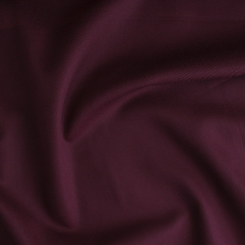 8oz Japanese Cotton Twill - Maroon | Blackbird Fabrics