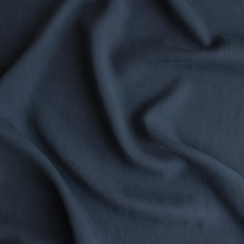 Tencel Twill - Navy | Blackbird Fabrics