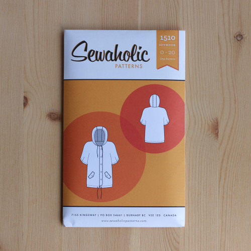 Seymour Jacket by Sewaholic Patterns | Blackbird Fabrics