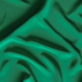 Silk Crepe de Chine - Kelly Green | Blackbird Fabrics