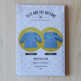 Mathilde Blouse by Tilly and the Buttons | Blackbird Fabrics
