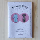 Martha Dress by Tilly and the Buttons | Blackbird Fabrics
