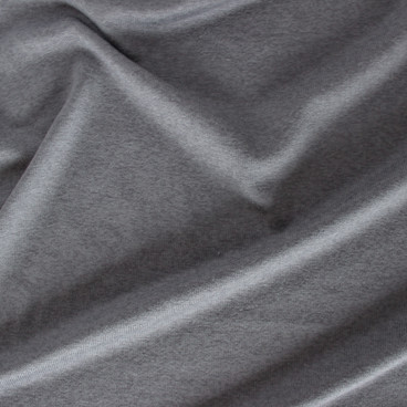 Rayon, Cotton, & Modal Sweater Knit - Steel Grey | Blackbird Fabrics