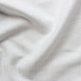 Tone on Tone Check Japanese Cotton Shirting - White   Blackbird Fabrics