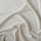 Slubby Organic Cotton & Bamboo Knit - Heathered Almond | Blackbird Fabrics